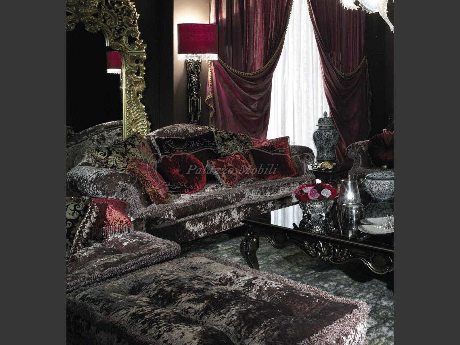 Пуф ASNAGHI INTERIORS LAYLA PC5226